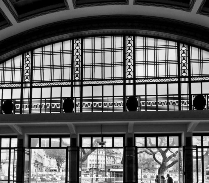 2016-04-02 Lissabon (Portugal) Tag 5-5 Cais do Sodré Jugendstil-Bahnhof