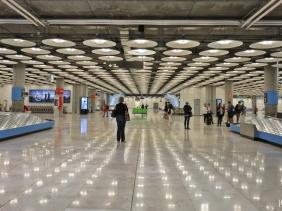 2017-04-10 MADRID-Urlaub (2) Flughafen Madrid