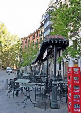 2017-04-11 MADRID-Urlaub Plaza de Oriente (1)
