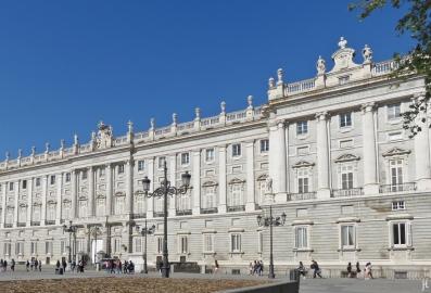 2017-04-11 MADRID-Urlaub Plaza de Oriente (15) Palacio Real