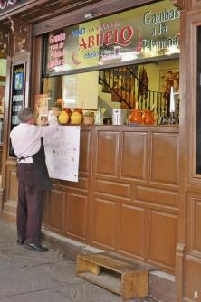 2017-04-11_11 MADRID-Urlaub (148) Calle de Toledo 'La Casa del Abuelo'