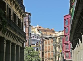 2017-04-11_11 MADRID-Urlaub (165) Plaza Mayor - Calle de Ciudad Rodrigo