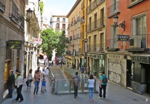 2017-04-11_11 MADRID-Urlaub (173) Plaza Mayor - Calle Felipe III