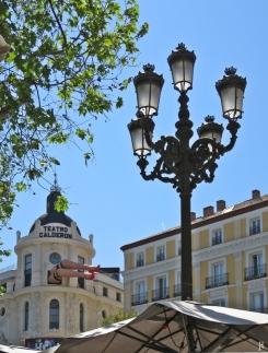 2017-04-11_13 MADRID-Urlaub (191) Plaza de Jacinto Benavente - Teatro Calderon