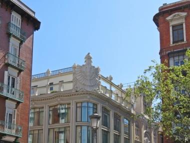 2017-04-11_15 MADRID-Urlaub (248) Ecke Calle de Prado - Calle del Príncipe