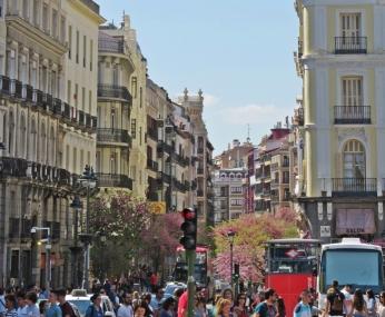 2017-04-11_17 MADRID-Urlaub (286) Puerta del Sol - Calle Mayor