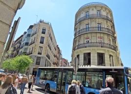 2017-04-11_17 MADRID-Urlaub (288) Calle Mayor-Ecke Calle de Esparteros
