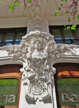2017-04-11_17 MADRID-Urlaub (295) Calle Mayor 16-18 Edificio de la Compañía Colonial