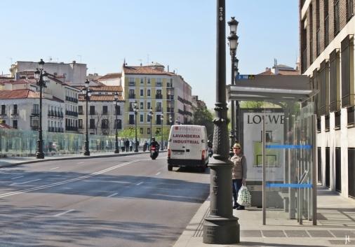 2017-04-11_7 MADRID-Urlaub (68) Calle de Bailén beim Viaducto de Segovia