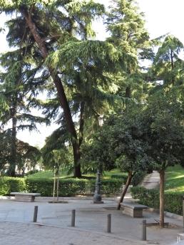 2017-04-11_7 MADRID-Urlaub (78) Hügel an der Calle de la Almudena
