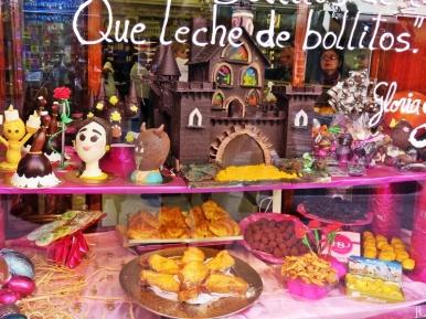 2017-04-11_8 MADRID-Urlaub (98) Calle Mayor 73, Horno la Santiaguesa