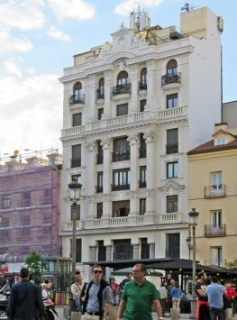 2017-04-11_20 MADRID-Urlaub (397) Plaza de Santa Ana