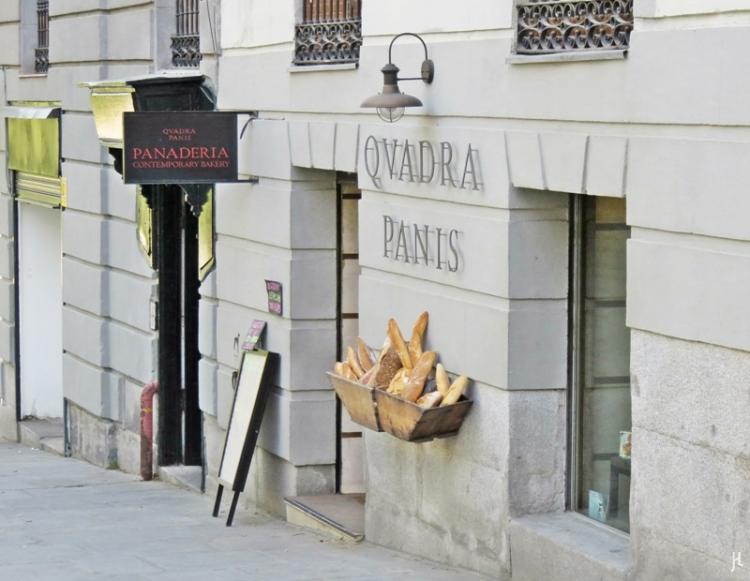 2017-04-12_2 MADRID-Urlaub (13) Calle de Lepanto - Bäckerei