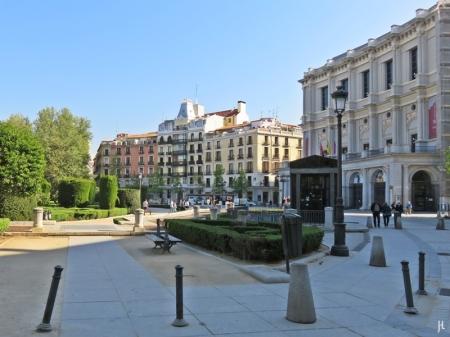 2017-04-12_2 MADRID-Urlaub (14) Plaza de Oriente Südende