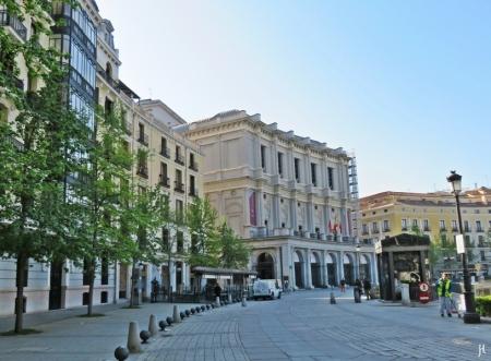 2017-04-12_2 MADRID-Urlaub (18) Plaza de Oriente+Teatro Real
