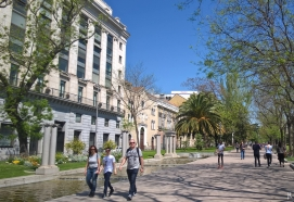 2017-04-12_7 MADRID-Urlaub (123) Paseo de Recoletos
