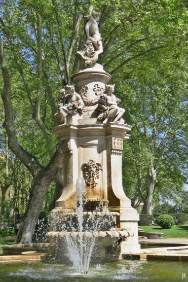 2017-04-12_7 MADRID-Urlaub (128) Paseo del Prado - Brunnen Fuente de Apolo