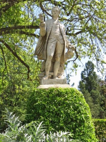 2017-04-12_8 MADRID-Urlaub (160) Real Jardín Botánico de Madrid - Antonio José Cavanilles