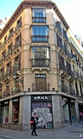 2017-04-13_2 MADRID-Urlaub (31) Calle del Carmen - Calle Mesonero Romanos