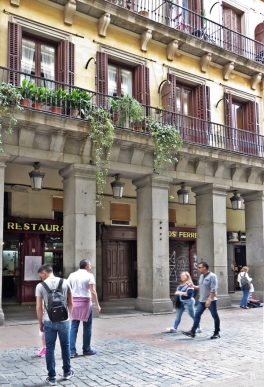 2017-04-13_8 MADRID-Urlaub (128) Calle de Ciudad Rodrigo