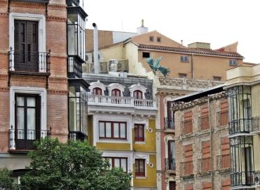 2017-04-13_8 MADRID-Urlaub (130) Calle Mayor - Calle de los Milaneses