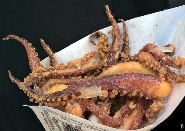 2017-04-13_8 MADRID-Urlaub (136) Mercado de San Miguel-Octopus