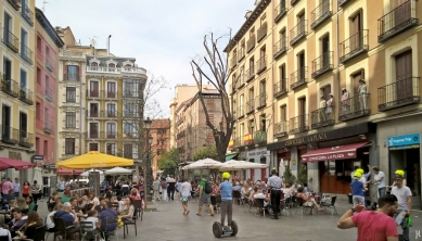 2017-04-13_8 MADRID-Urlaub (139) Plaza de San Miguel