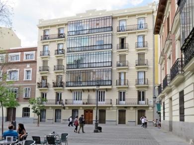 2017-04-13_8 MADRID-Urlaub (141) Plaza del Conde de Barajas