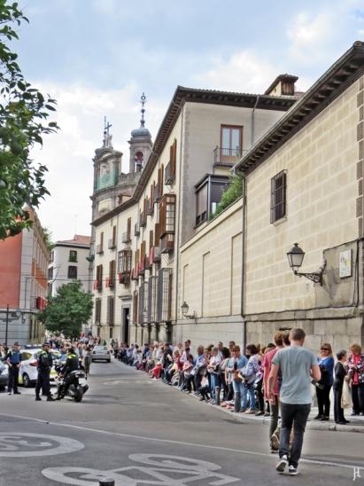 2017-04-13_8 MADRID-Urlaub (144) Calle de San Justo & Basílica Pontificia San Miguel