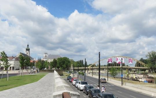 2017-07-13 Györ (CK) (2) Duna kapu tér