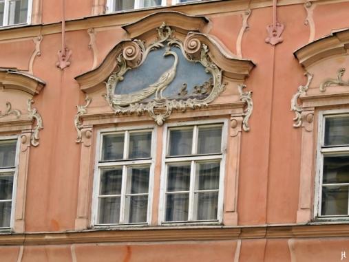 2017-07-14 Prag_8 (CK) um den Altstädter Ring 2 (17) weisser Pfau