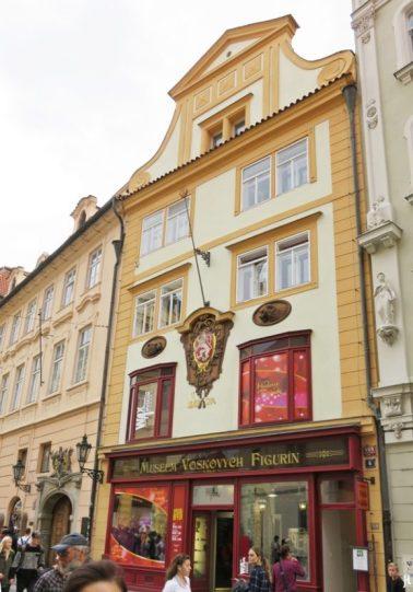 2017-07-14 Prag_8 (CK) um den Altstädter Ring 2 (22) Muzeum voskových figurín