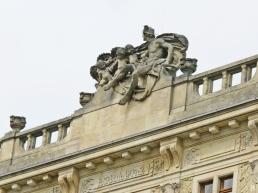 28. října (Str. d. 28. Oktober) Nr. 377/13. Bj. 1902, ehemals Prager Kreditbank (Pražská úvěrní banka)