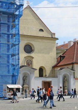 Josefskirche am Platz der Republik