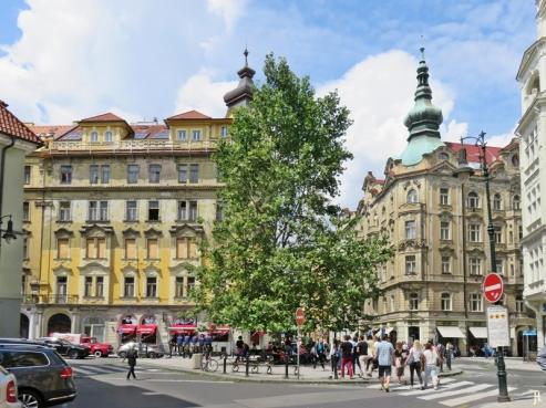 2017-07-15 Prag_15 zurück durch die Altstadt (14) Masná - Dlouhá