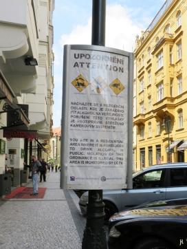 2017-07-15 Prag_15 zurück durch die Altstadt (18) V.Kolkovne - 'residential area'