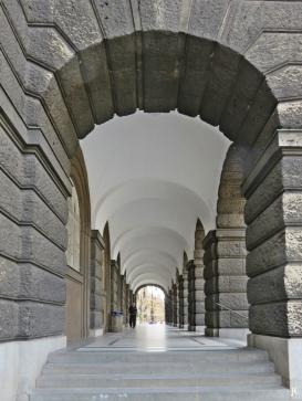 2017-07-15 Prag_15 zurück durch die Altstadt (39) Philosoph. Fakultät d. Karls-Universität