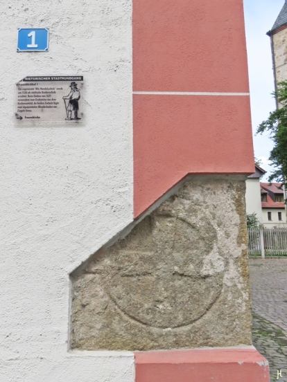 2017-07-16 Grimma (17) Frauenkirchhof I, Alte Handelsschule
