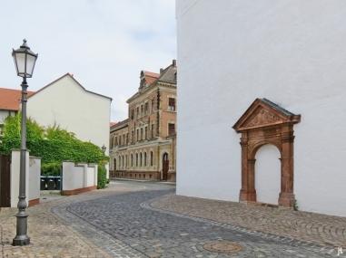 2017-07-16 Grimma (28) Klosterstrasse - Klosterkirche