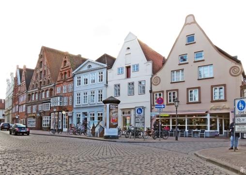 Lüneburg, Am Berge
