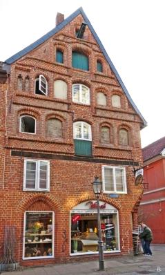 Lüneburg, Rosenstrasse