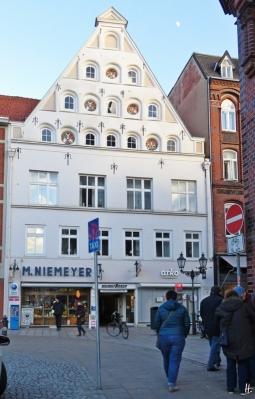 Lüneburg, Grosse Bäckerstrasse
