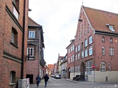 Lüneburg, Auf dem Kauf