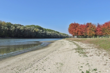2018-10-12 Györ - Kleine Donau (1) Strand