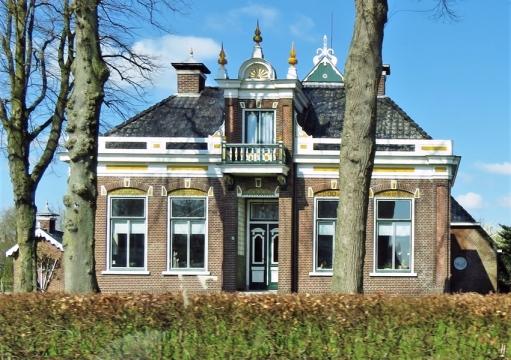 2019-04-09 NL Prov. Groningen + Friesland 11 Haus