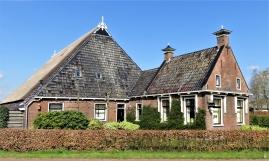2019-04-09 NL Prov. Groningen + Friesland 13 Gehöft