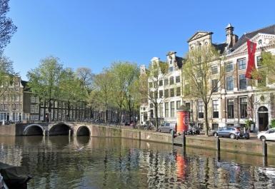 2019-04-12 NL Amsterdam morgens (14) Herengracht - Leidsegracht
