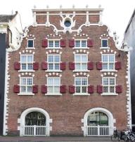 2019-04-13 NL Amsterdam Singel (6) früheres 'Bushuis' (Arsenal) (1606), Singel 423