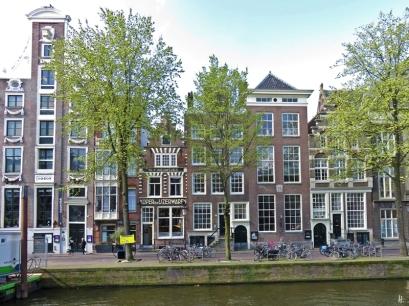 2019-04-13 NL Amsterdam Singel (7) Singel 456 (1607) W.F. Weintjes Koper en Ijzerwaren (seit 1884)