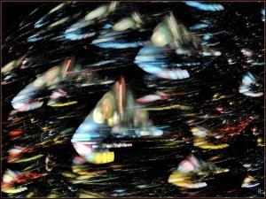 Fische von rechts nach links – Schreibeinladung für die Textwochen 06.07.21 | Wortspende von Wortman | Veröffentlicht am 2021/02/12 von puzzleblume